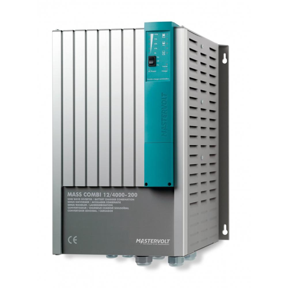 Mastervolt Mass Combi 12/4000-200 (120V)