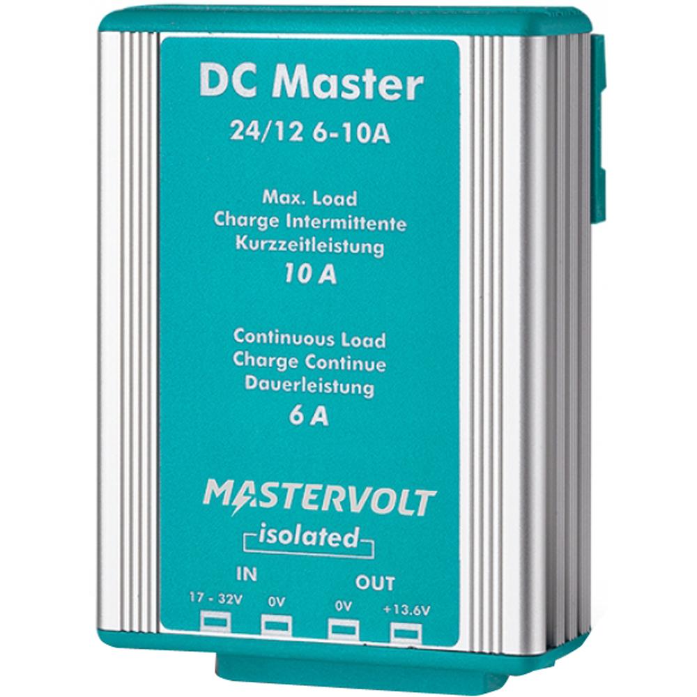 Mastervolt DC Master 24V to 12V Converter - 6A w/Isolator