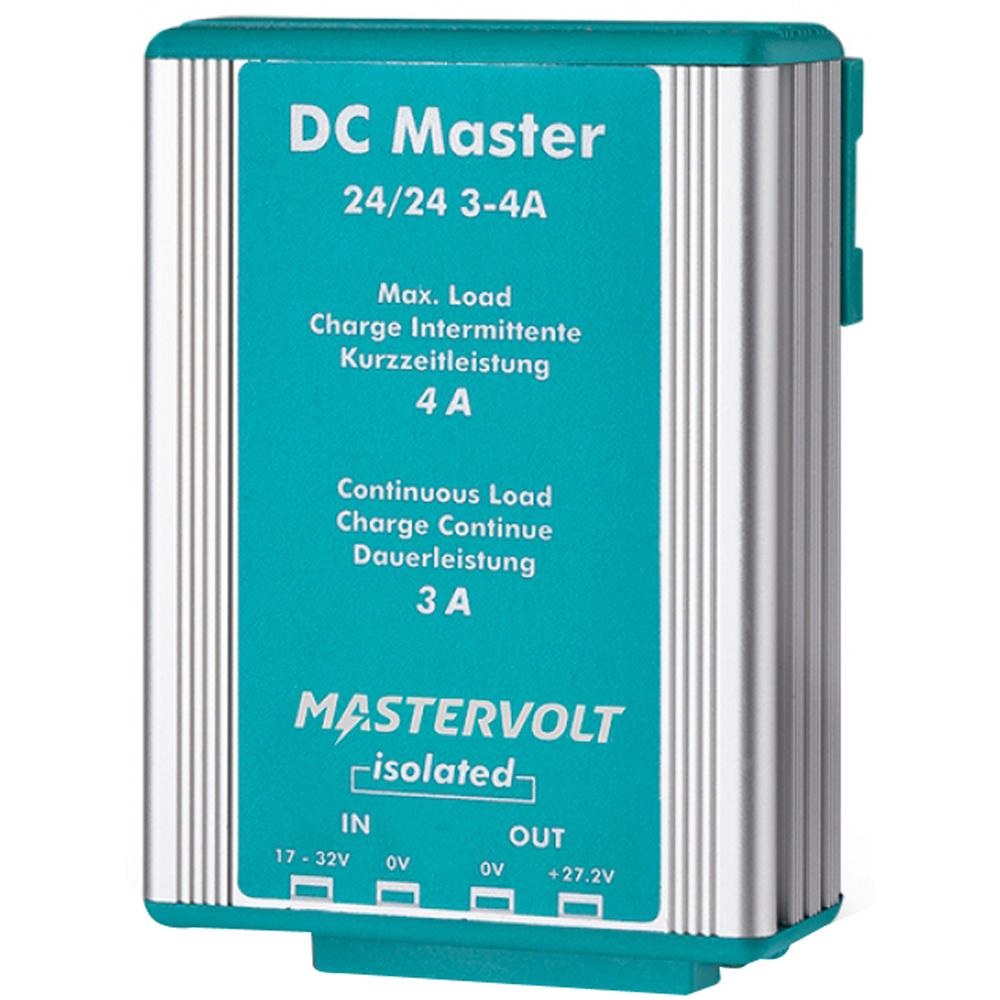 Mastervolt DC Master 24V to 24V Converter - 3A w/Isolator