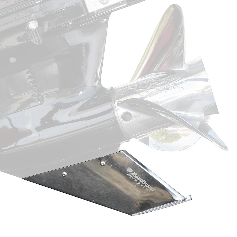 Megaware SkegGuard® 27331 Stainless Steel Replacement Skeg