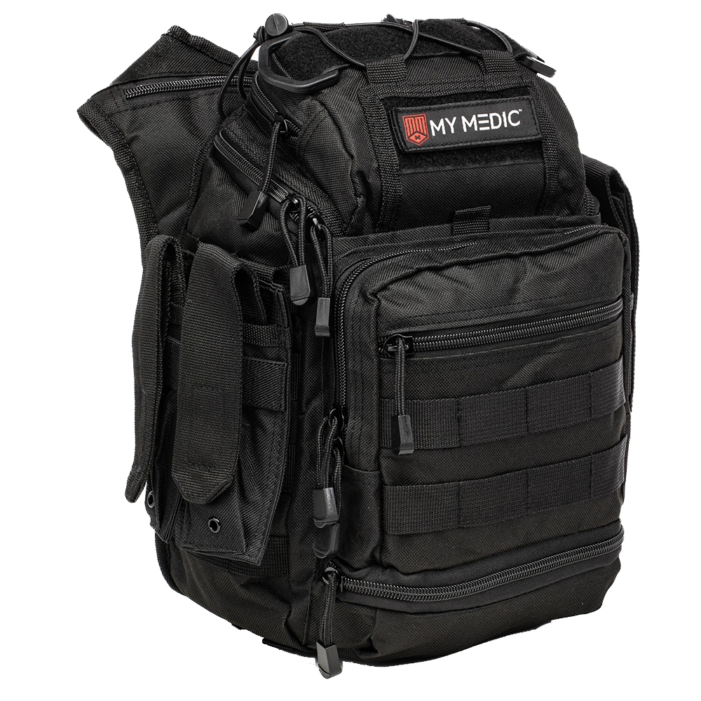 MyMedic Recon First Aid Kit - Basic - Black