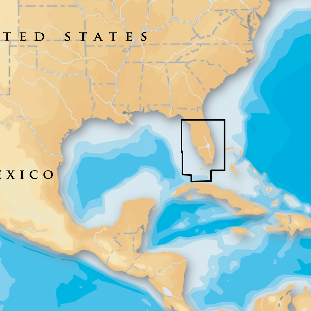 Navionics Platinum+ - South & Central Florida - microSD™/SD™