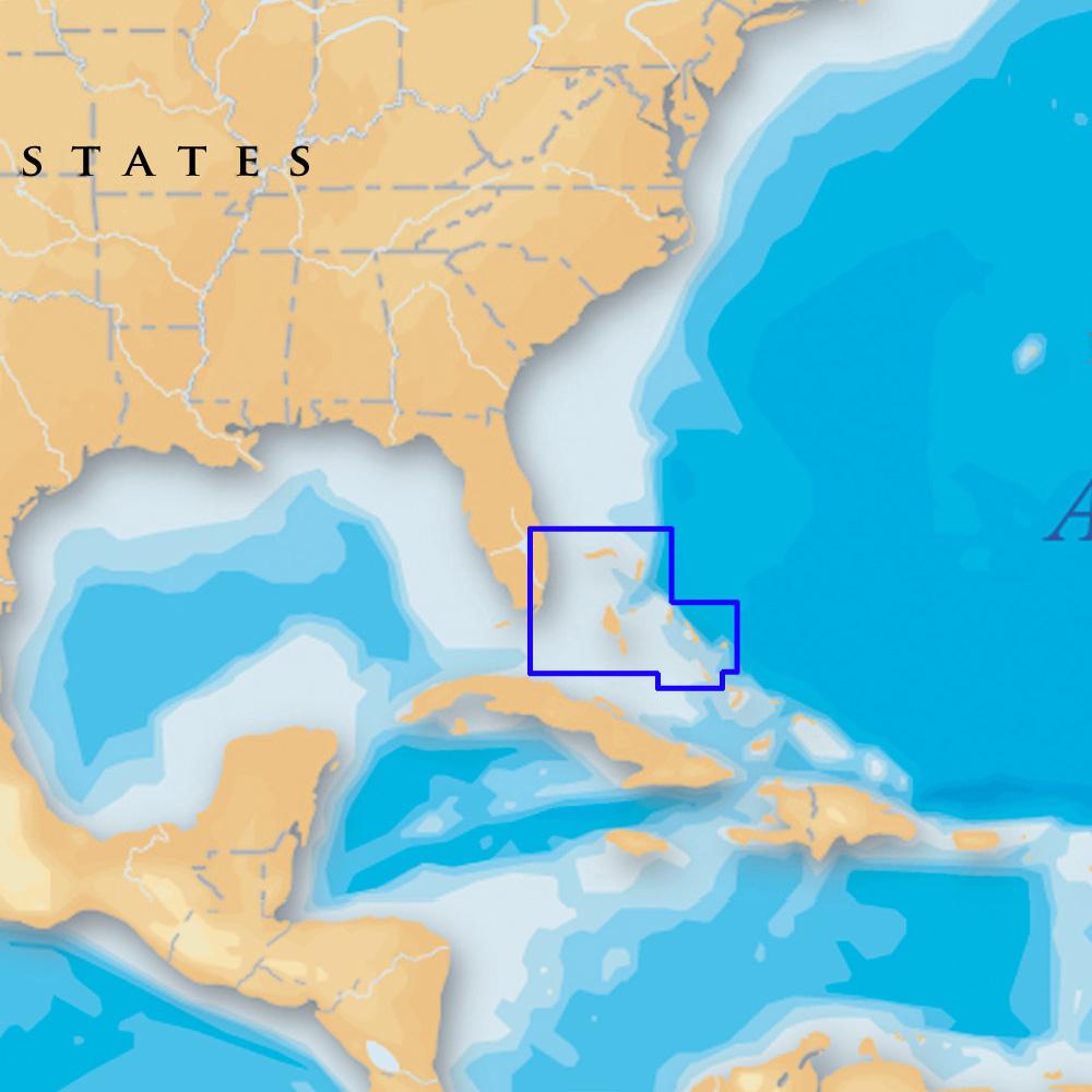 Navionics Platinum+ - North Bahamas - microSD™/SD™