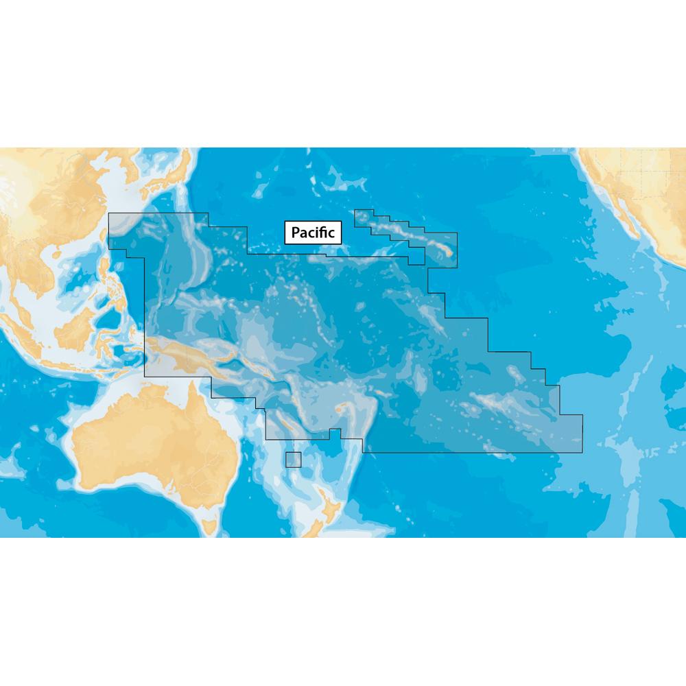 Navionics+ Japan & Pacific Islands - microSD™