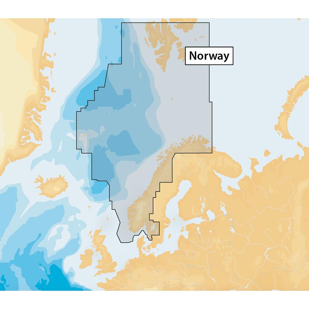 Navionics+ Norway - microSD™