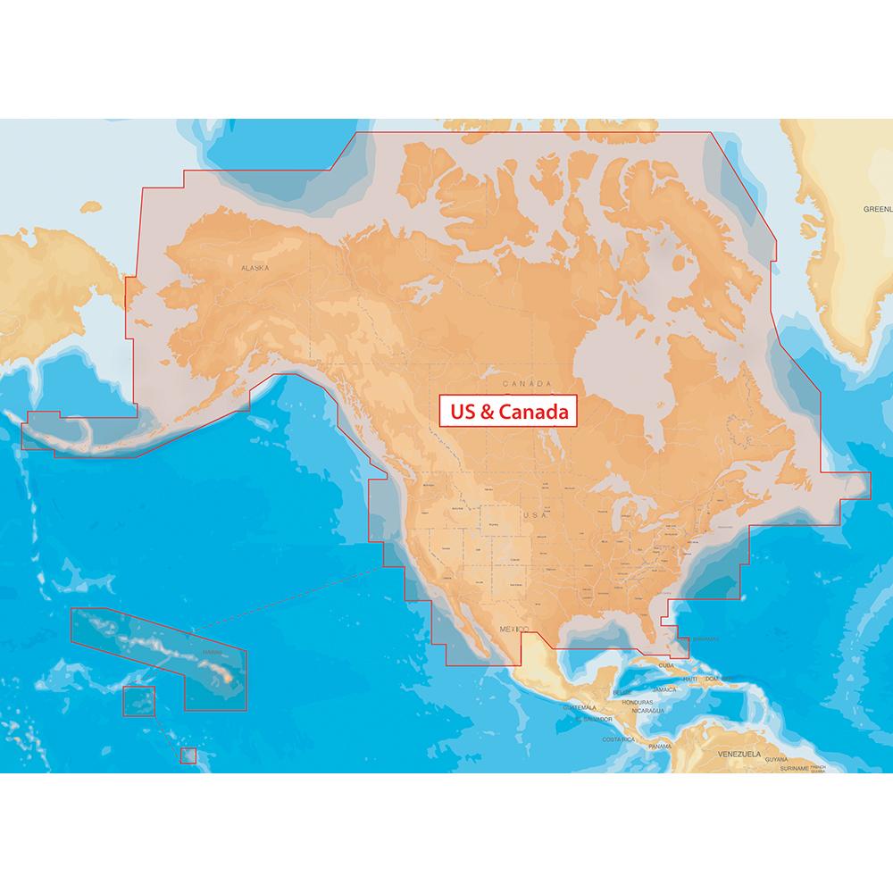 Navionics Updates - US & Canada - microSD™/SD™