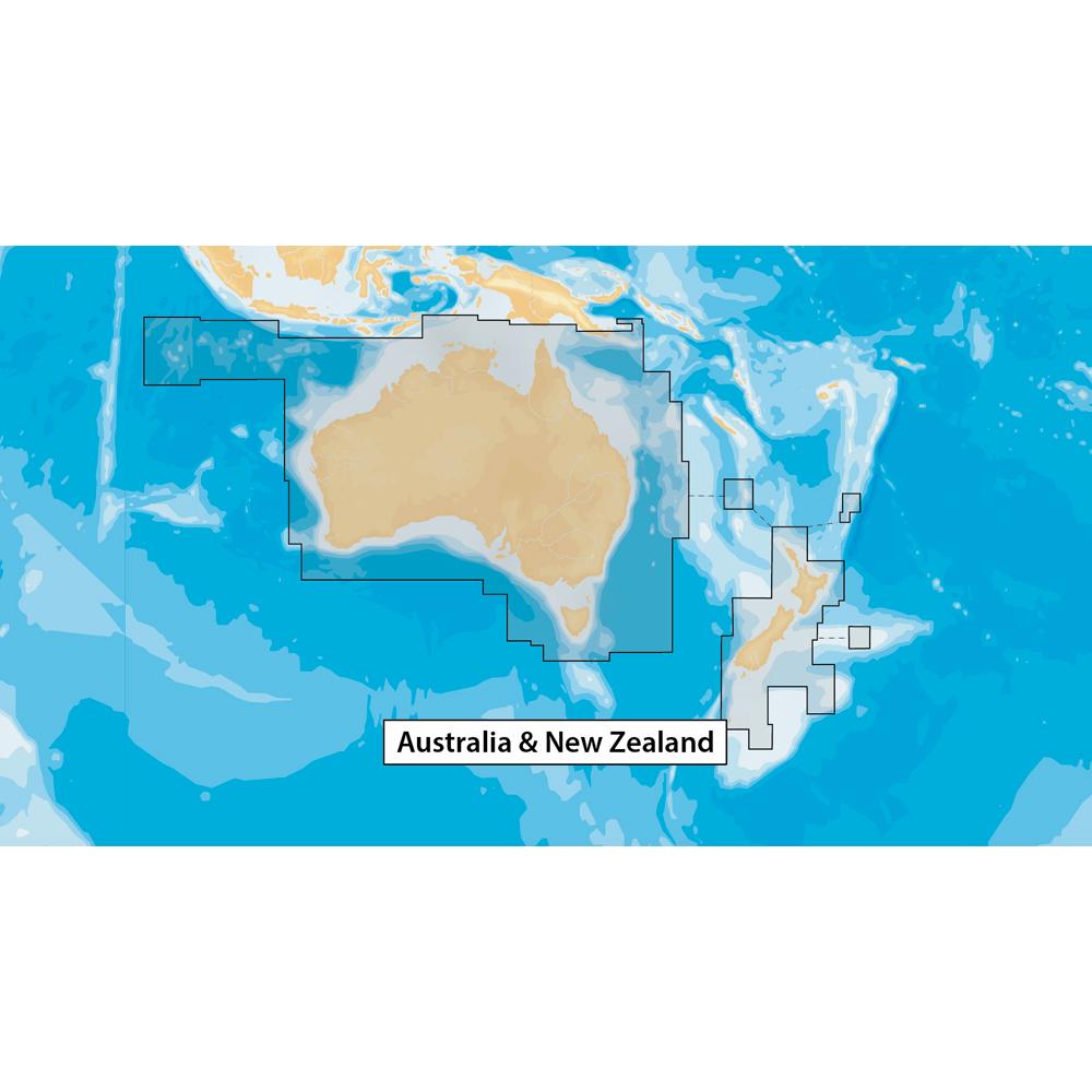 Navionics+ Australia & New Zealand - microSD™