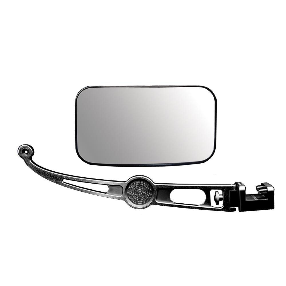 PTM Edge PXR-100 Pontoon Mirror Package - Black