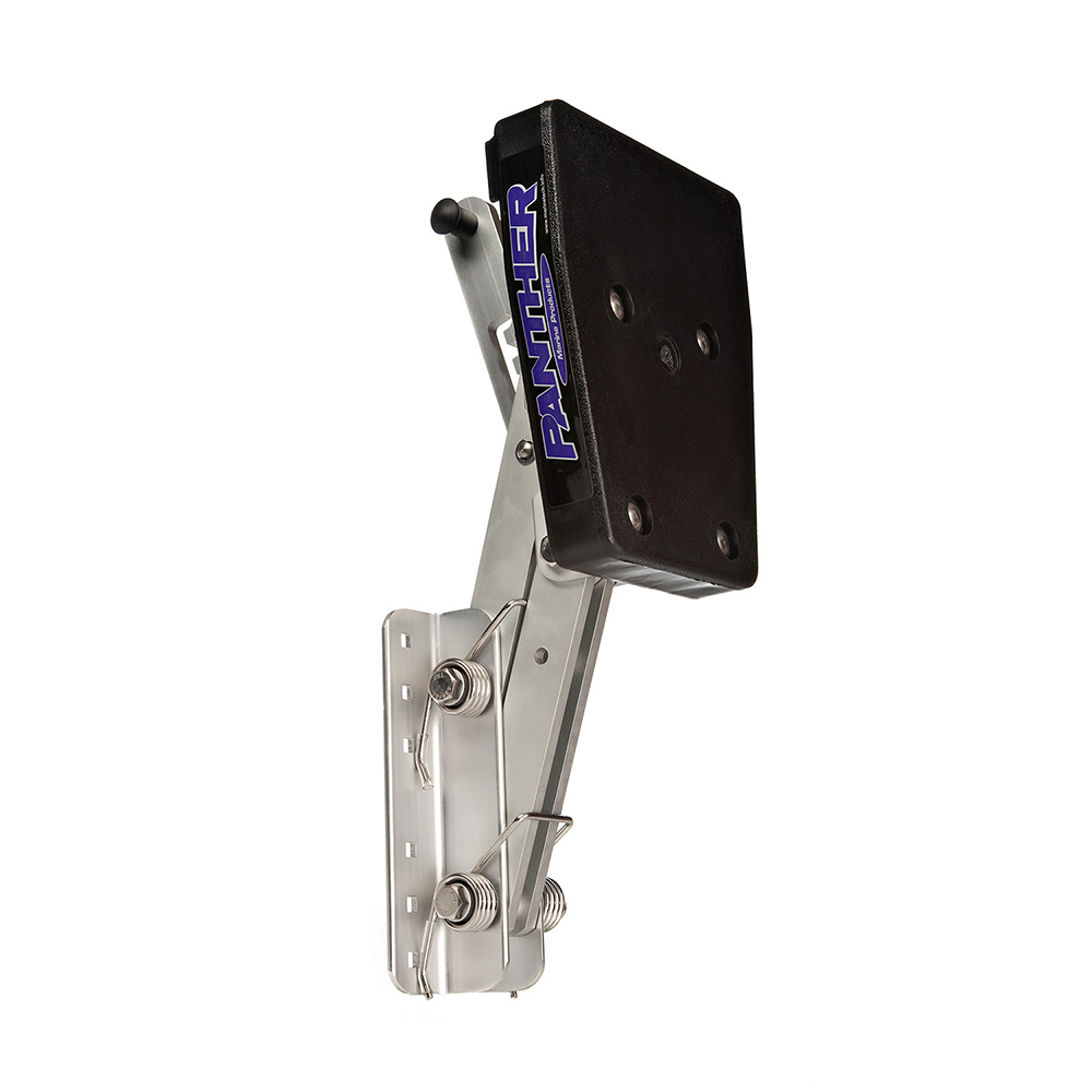 Panther Outboard Motor Bracket - Aluminum - Max 12HP