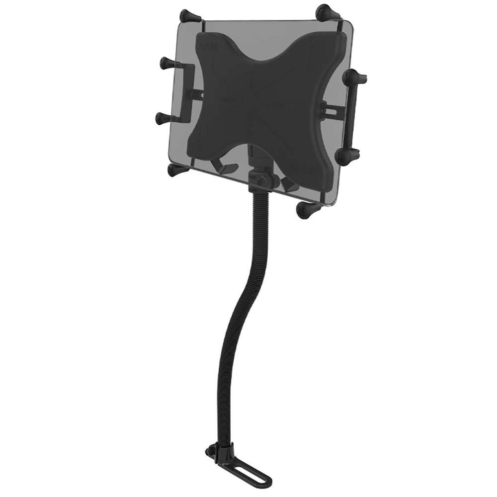 "RAM Mount RAM® X-Grip® w/RAM® Pod™ I Vehicle Mount f/12"" Tablets"