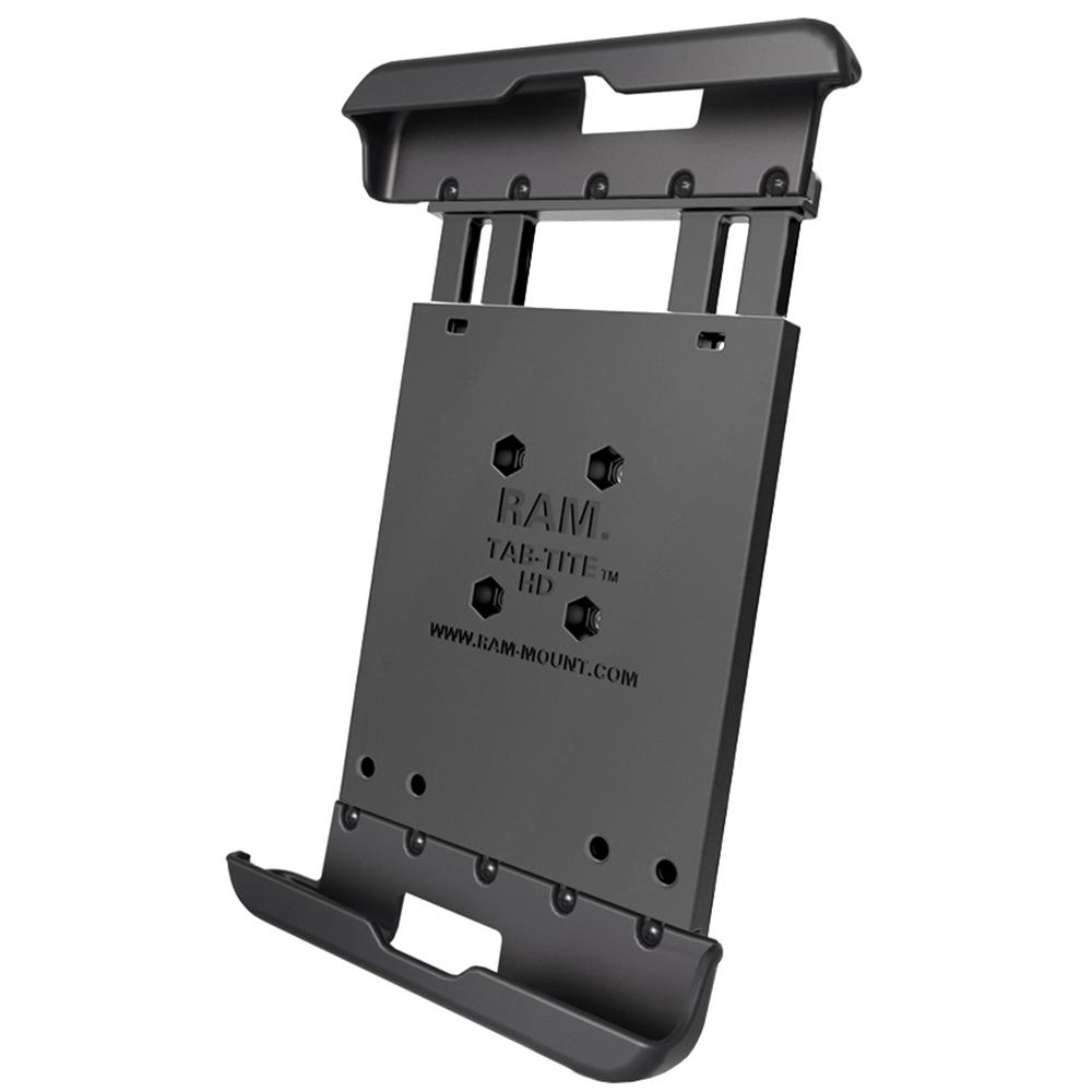 """Ram Mount Tab-Tite™ Cradle f/8"""" Samsung Galaxy Tab A & S2 8.0 w/Case"""