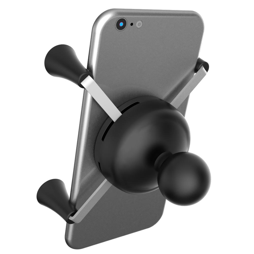 "RAM Mount Universal X-Grip Cell Phone Holder w/1"" Ball"