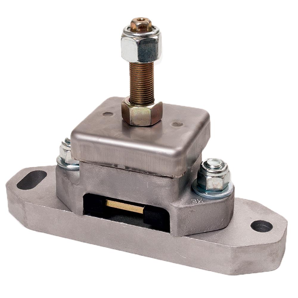 """R & D Engine Mount w/6.85"""" Footprint - 5/8"""" Stud - 50-175lbs Capacity Per Mount (Yanmar*)"""