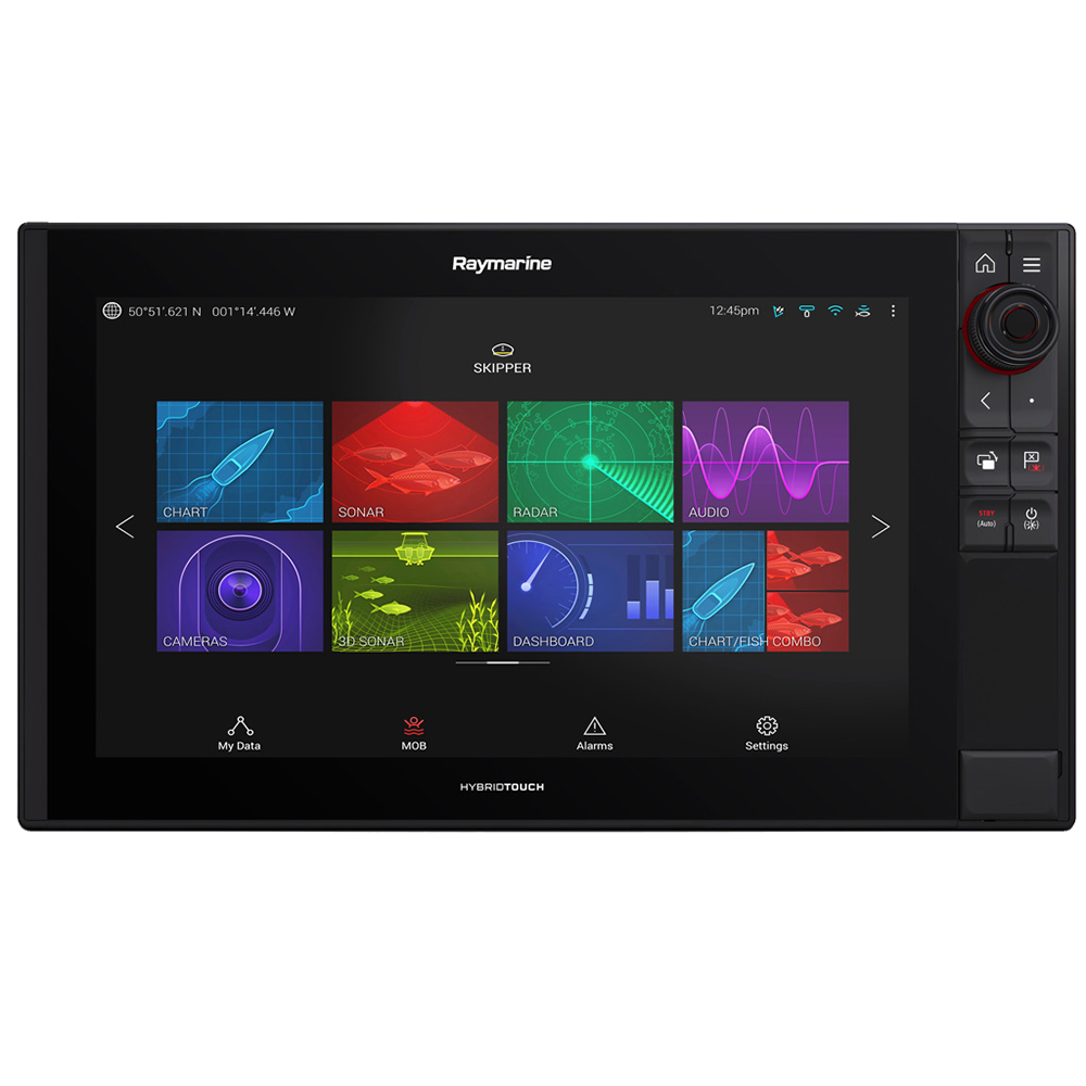 Raymarine Axiom™ Pro 16 RVX Chartplotter/Fishfiner