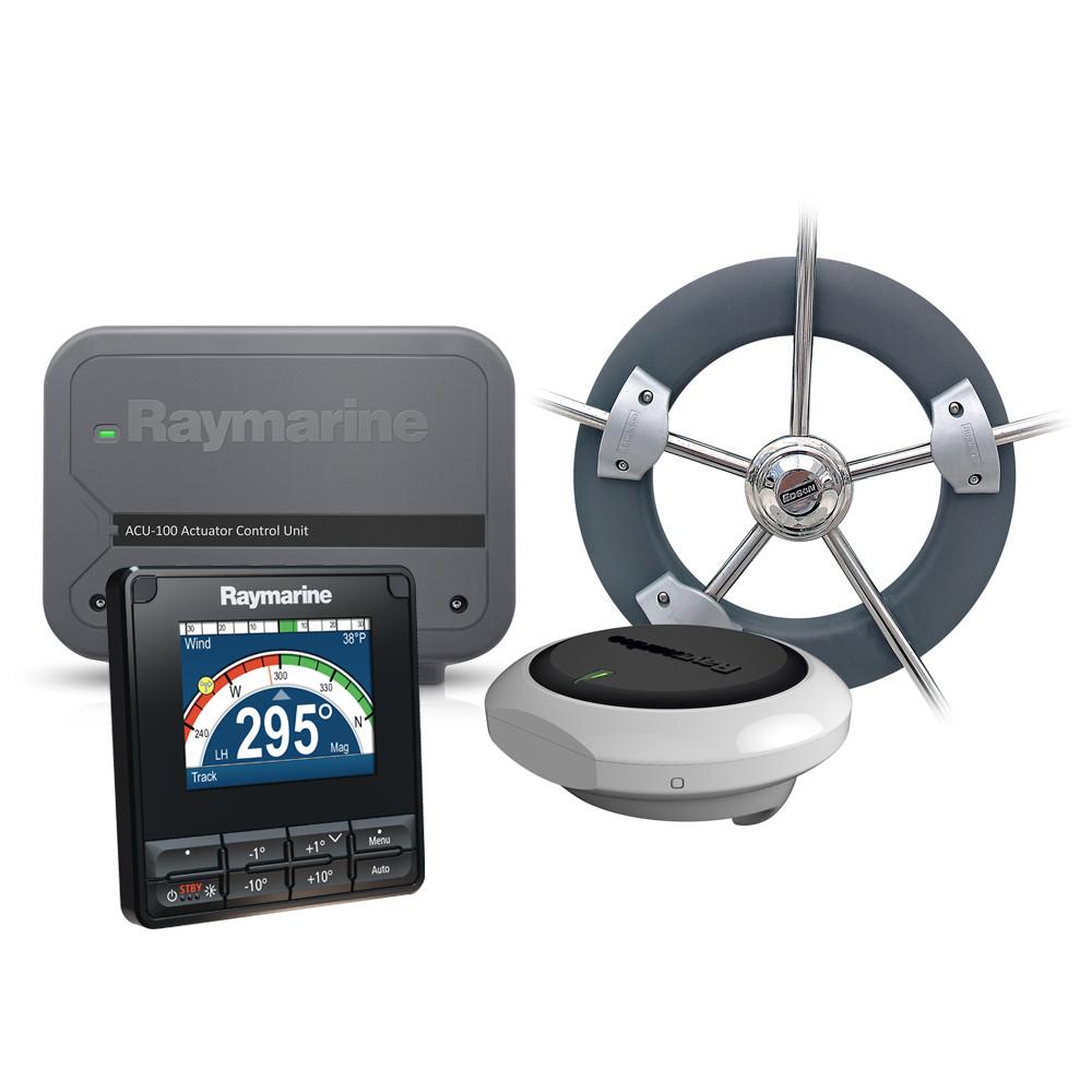 Raymarine EV-100 Wheel Evolution Autopilot
