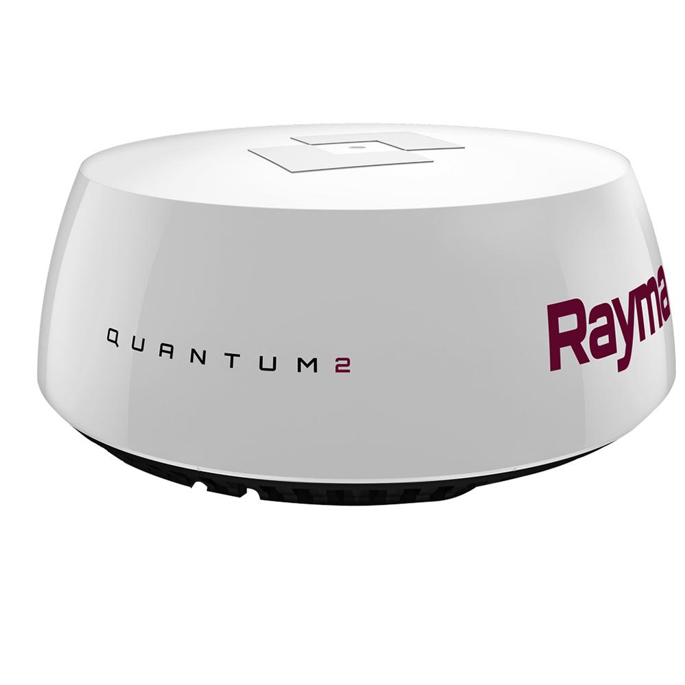 Raymarine Quantum 2 Q24D Radar Doppler w/10M Power & Data Cables