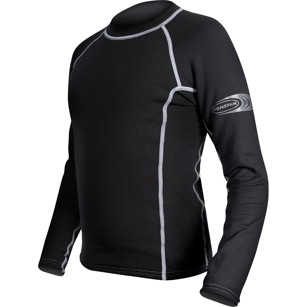 Ronstan Thermal Top Junior 10 Hydrophobic - Carbon