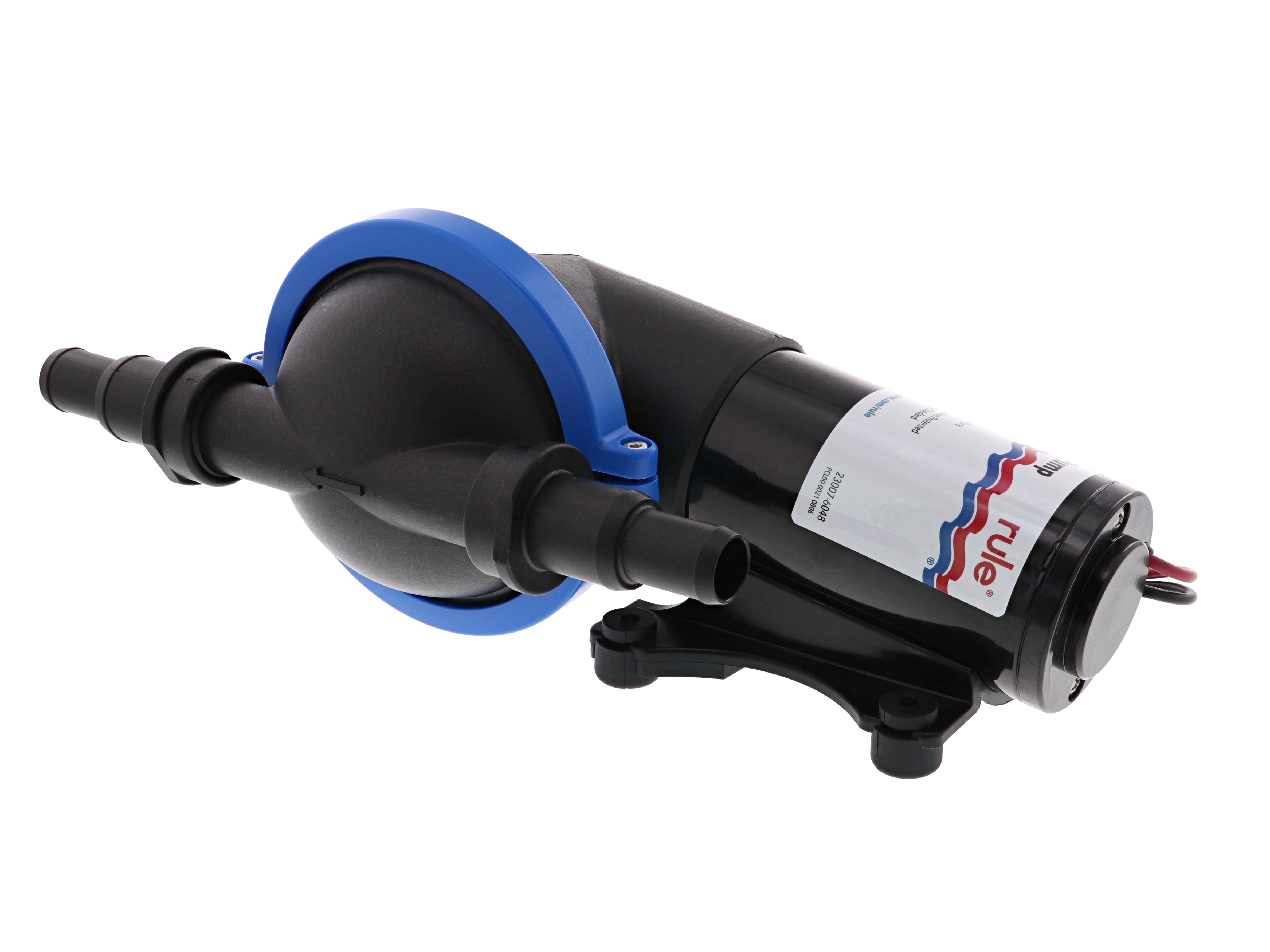 Rule Dry Bilge Pump & Panel Switch