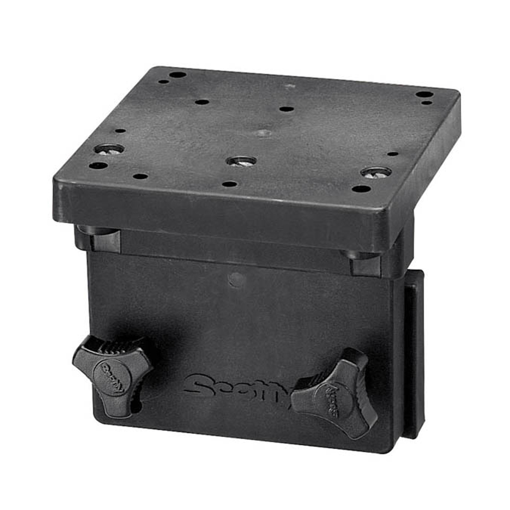 Scotty 1025 Right Angle Side Gunnel Mount - 1025
