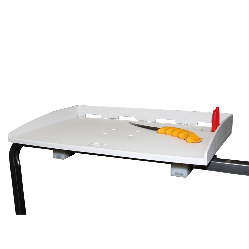 """Sea-Dog Square Tube Rail Mount Fillet Table - 30"""""""