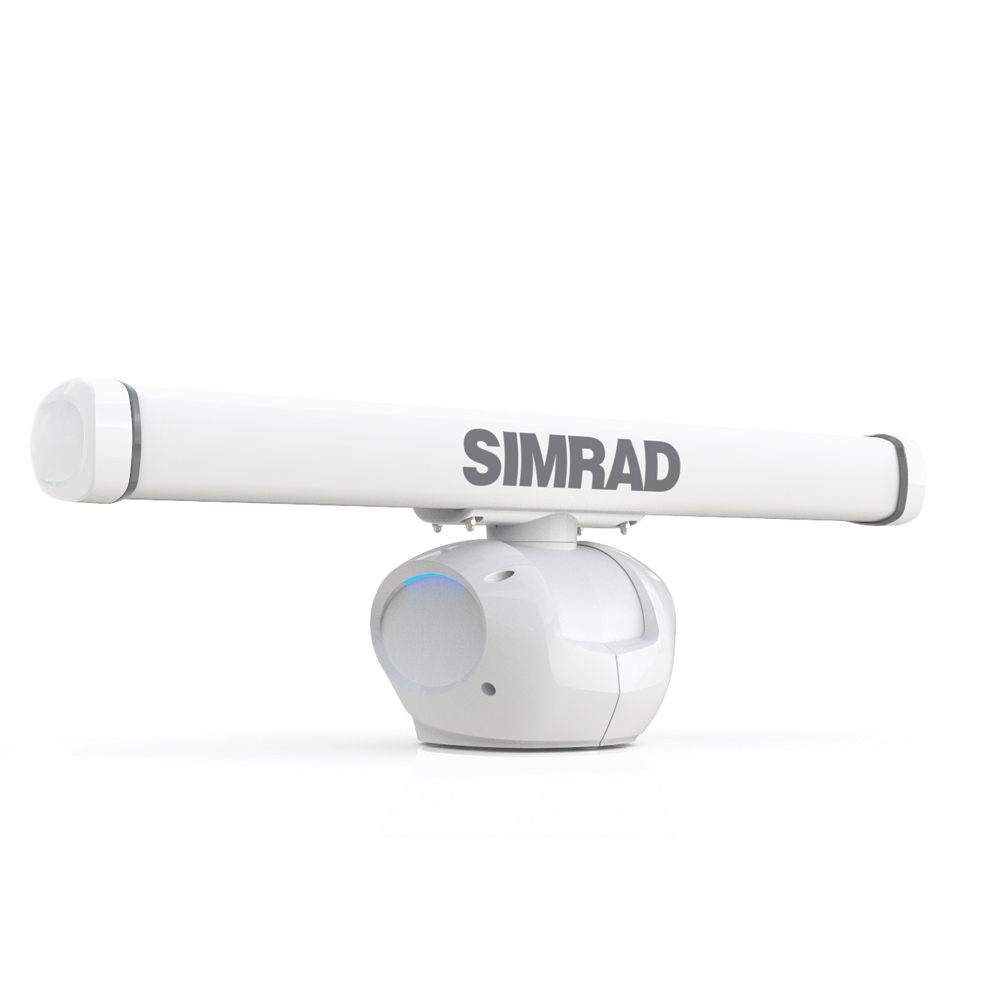 Simrad HALO™-4 Pulse Compression Radar w/4' Antenna, RI-12 Interface Module & 20M Cable