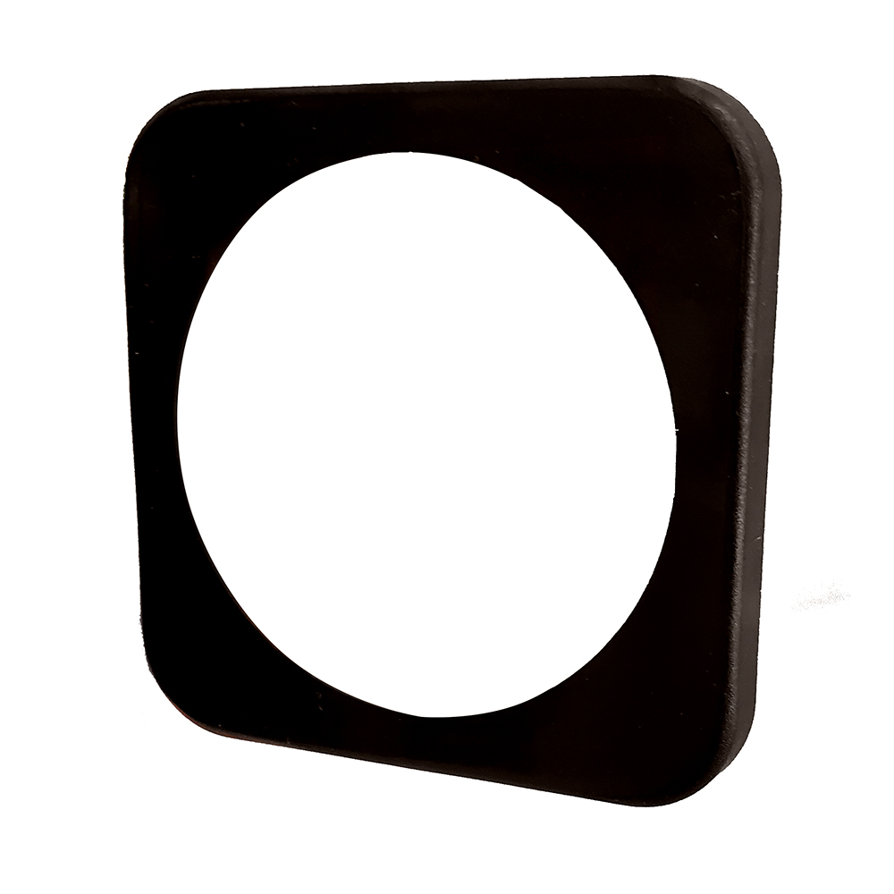 VDO 52mm Square Bezel f/Viewline Gauges - Black