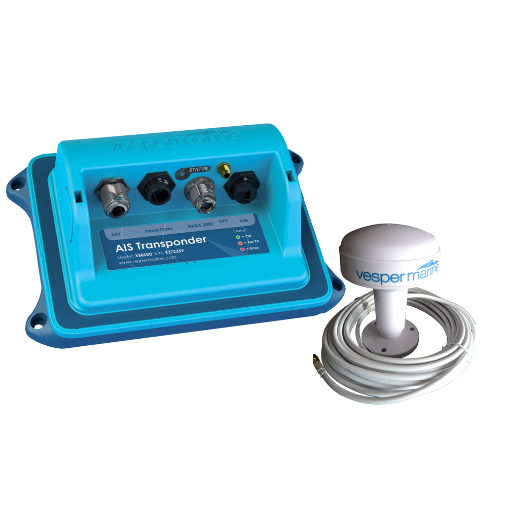 Vesper WatchMate XB-6000 High Performance AIS Transponder w/Built-in NMEA 2000 Gateway