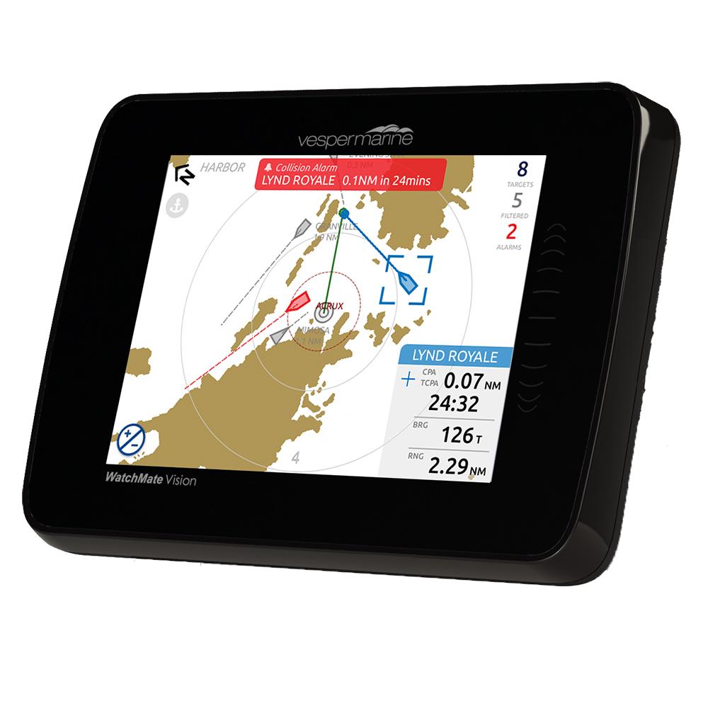 Vesper WatchMate Vision² smartAIS Transponder w/Touchscreen Display