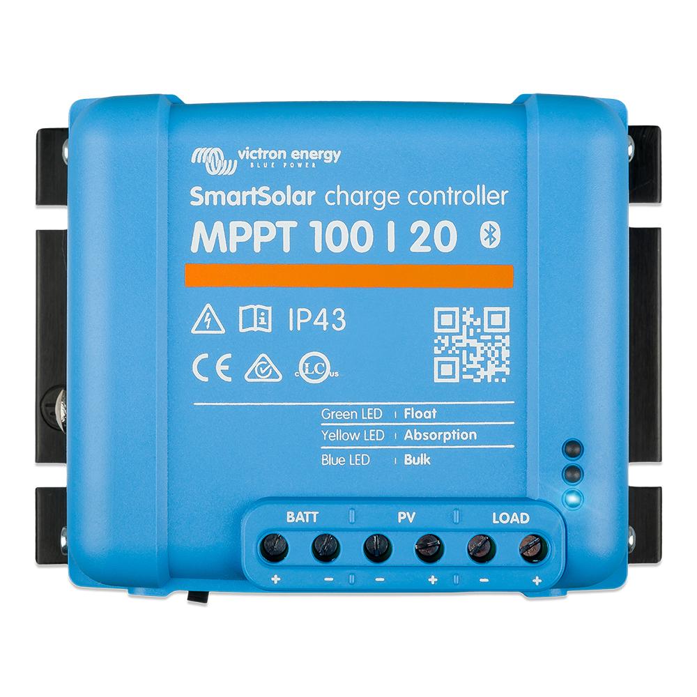 Victron SmartSolar MPPT 100/20 - Up to 48 VDC