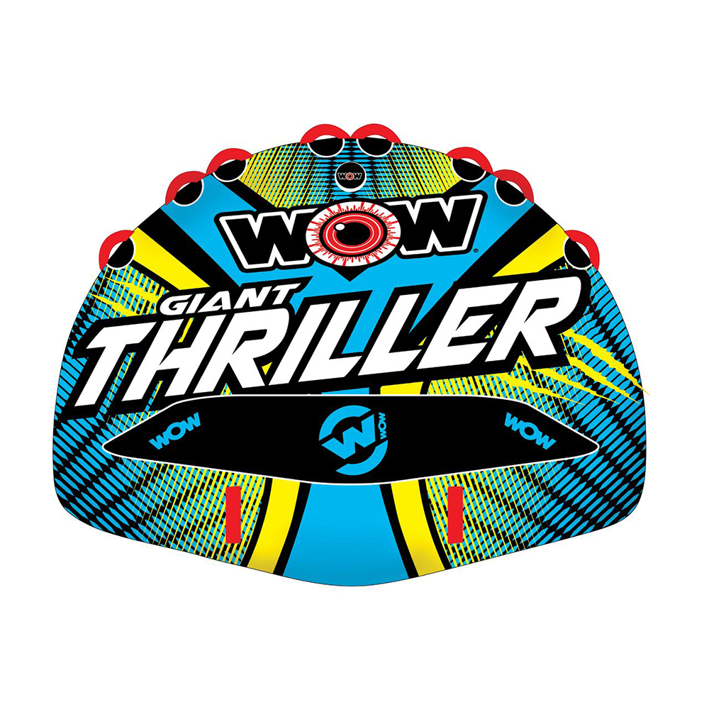 WOW Watersports Giant Thriller Towable - 4 Person