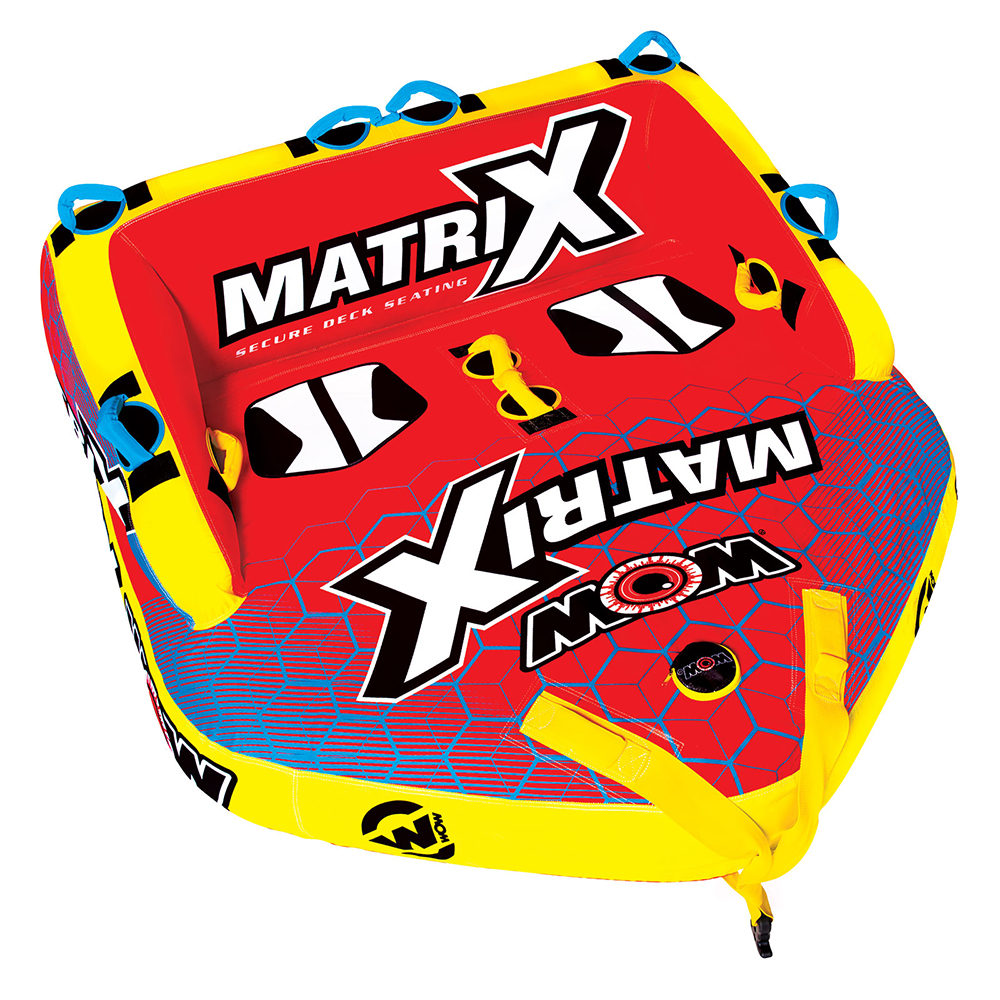 WOW Watersports Matrix Towable - 4 Person