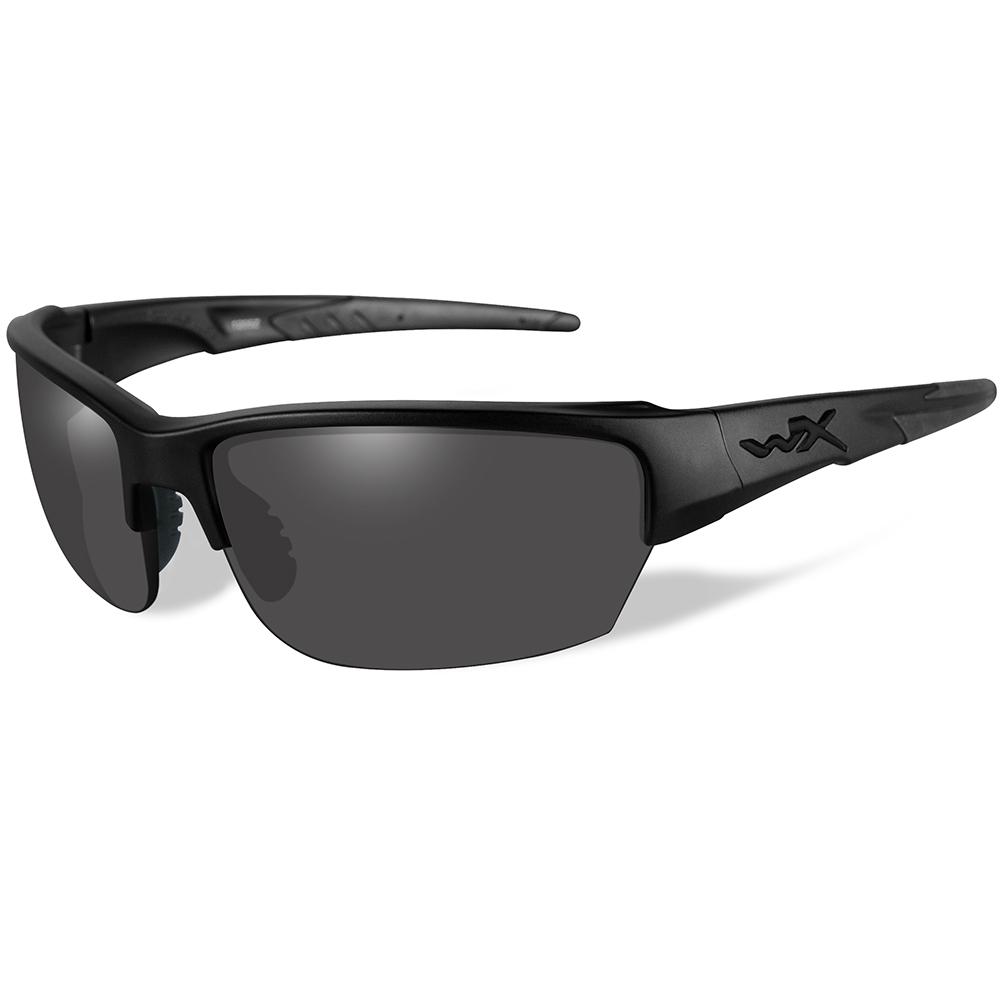 Wiley X Saint Sunglasses - Smoke Grey Lens - Matte Black Frame