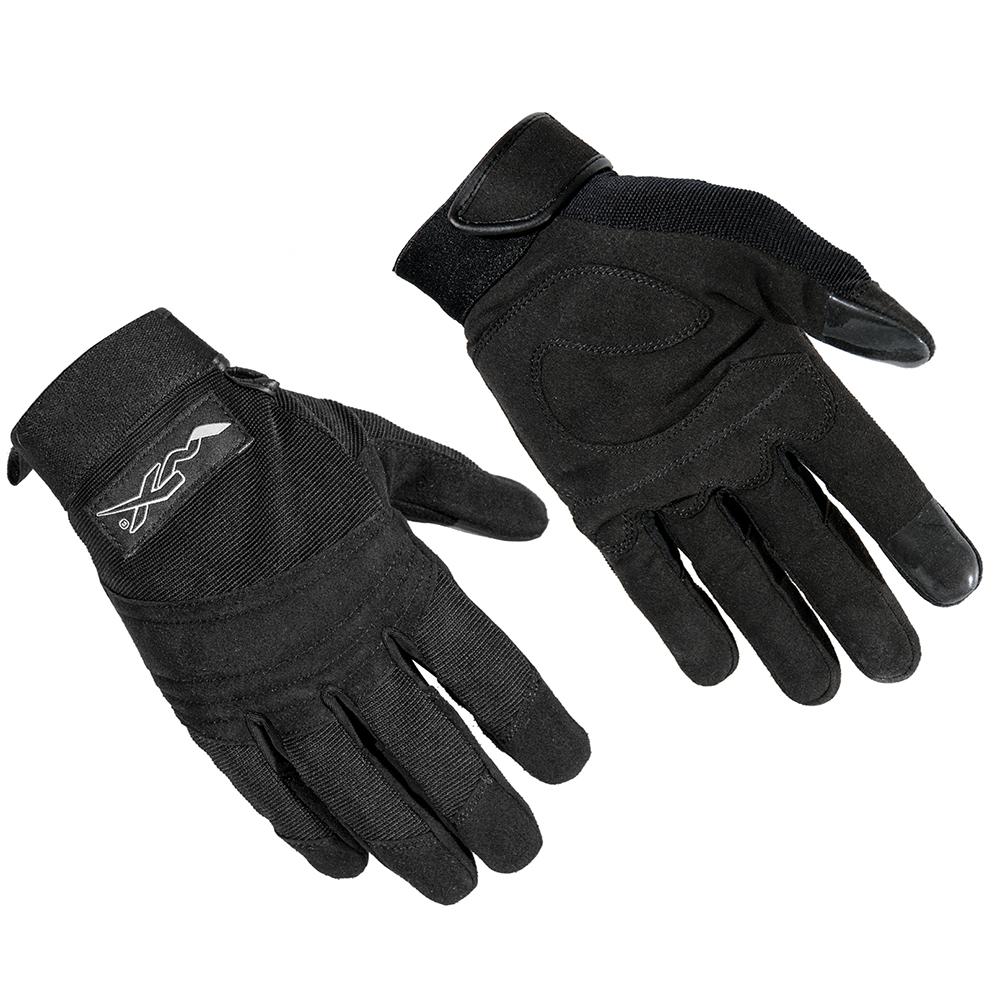 Wiley X APX All-Purpose Gloves - Pair - Black - Medium